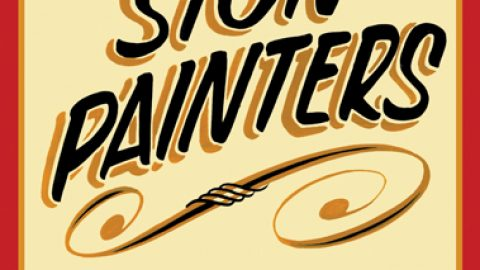 Sign Painters, el encanto de lo manual.