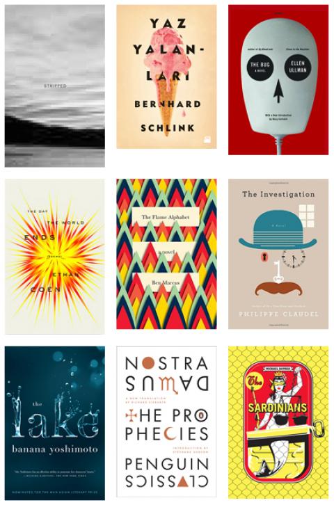 50 libros y 50 cubiertas. Curso de Diseño Editorial.