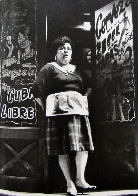 """""""Yo hago la calle"""", Joan Colom."""