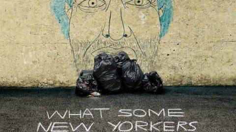 Calle y hambre. Campaña NY.
