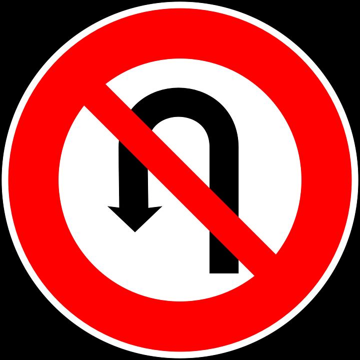 Signo de señalización de tráfico