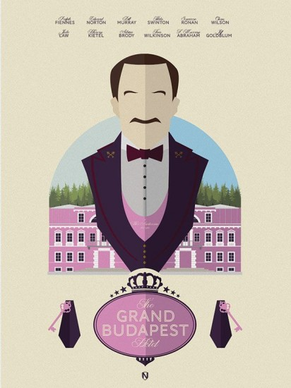 Alternative Grand Budapest Hotel Posters2