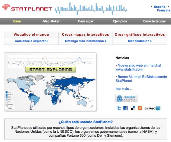 StatPlanet
