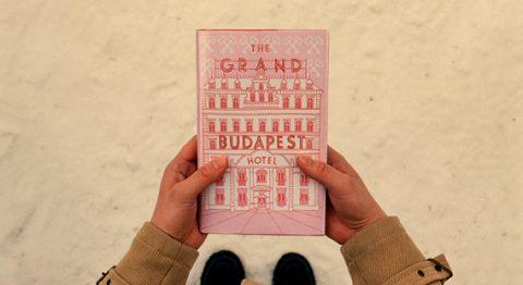 La sensibilidad gráfica en El gran hotel Budapest.
