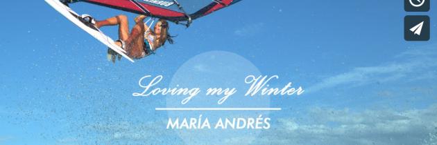 """""""Loving my Winter"""" de María Andrés"""