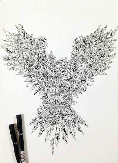 Time Guardian, Kerby Rosanes.