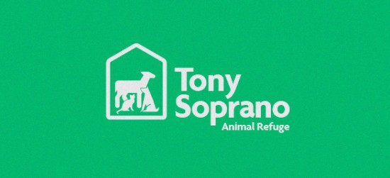 Tony Soprano. Animal Refuge.
