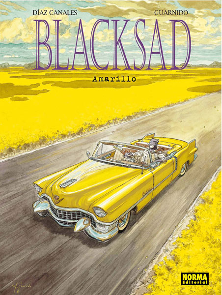 Amarillo, Blacksad.