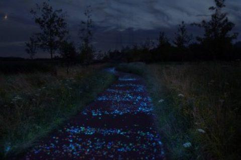 Un paseo por un Van Gogh.