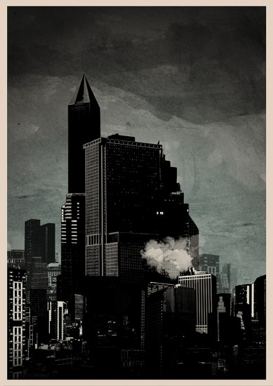Batman- Gotham City.