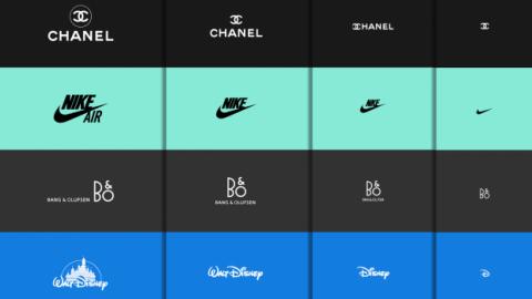 Logomarca responsive y adaptable.
