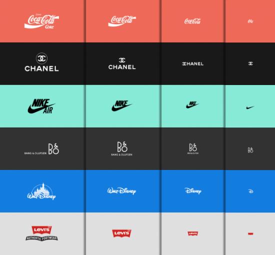 Proyecto de marcas responsive.