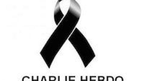 #JeSuisCharlie #CharlieHebdo, Charlie Hebdo.