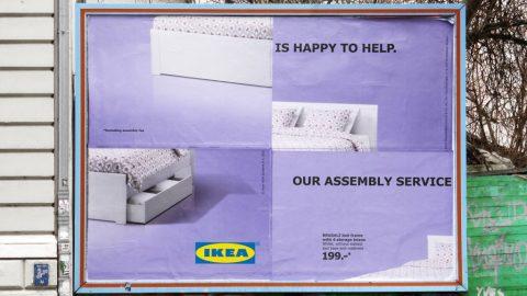 Ikea lo monta y 6 consideraciones.