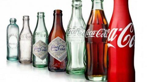 Coca-cola, 100 años de una botella.