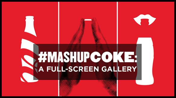 #MashupCoke.