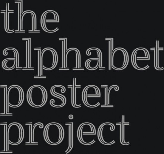The alphabet poster project.