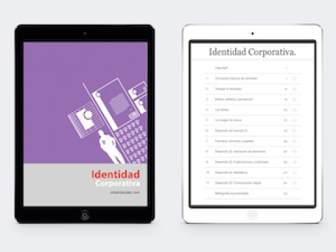 Nuevo iBook de Identidad Corporativa.
