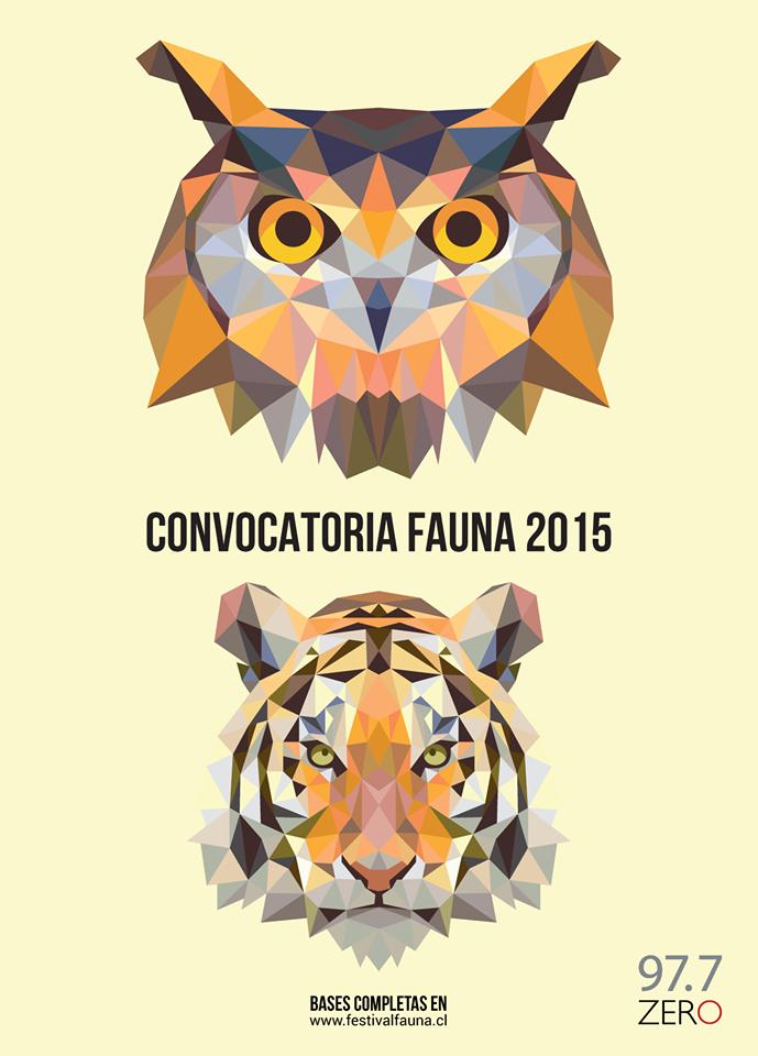 Fauna. Catheryn Cárcamo Silva.