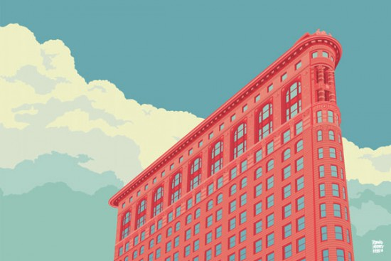 Remko Heemskerk, Flatiron Building NYC.