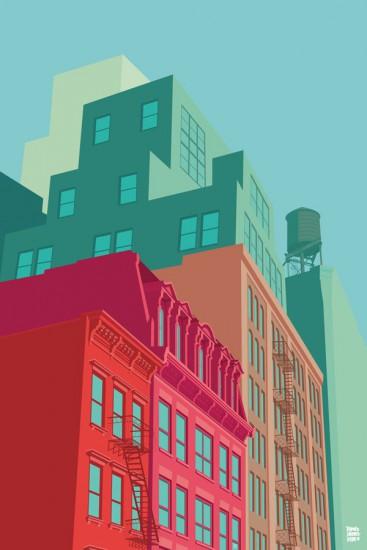 Remko Heemskerk, Mulberry Street NYC.