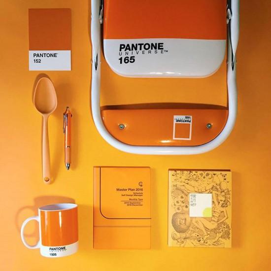 La iconografía Pantone es algo más que paletas de colores.