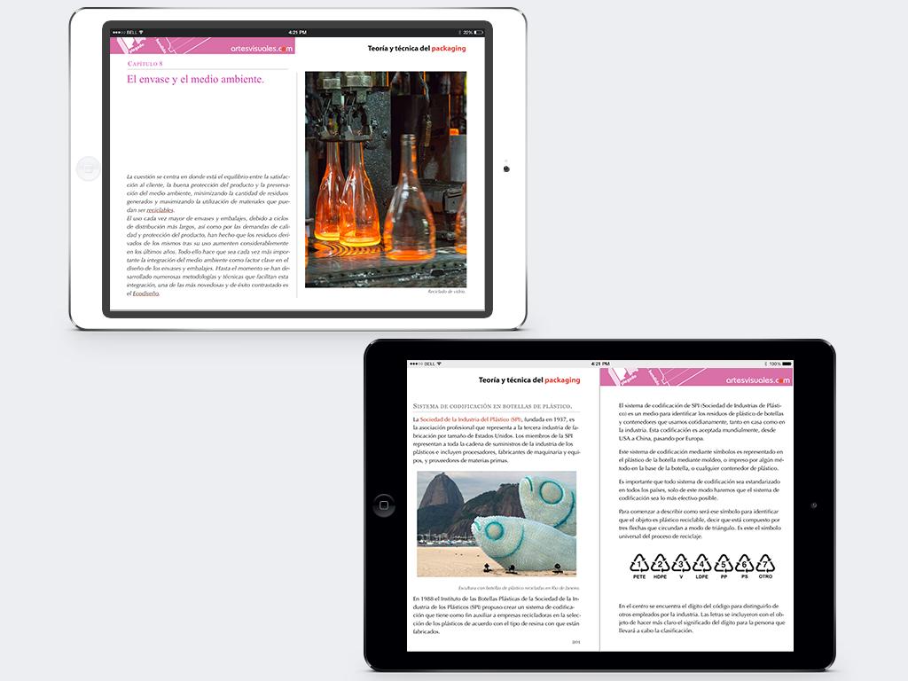 Nuevo iBook: Diseño de Packaging. - blogartesvisuales