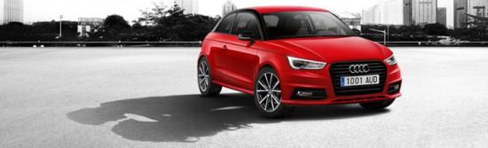 """Audi A1, campaña """"Llamemoslo amor"""""""