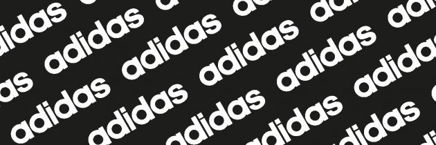 "Arquitectura gráfica ""adidas"""