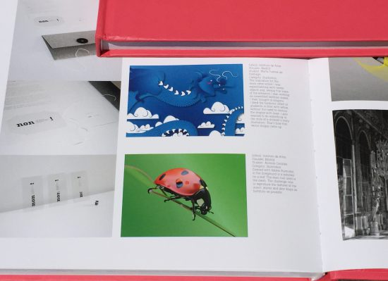Trabajos de ilustración de nuestra alumna Marta Fuentes y Antonio Corrales.