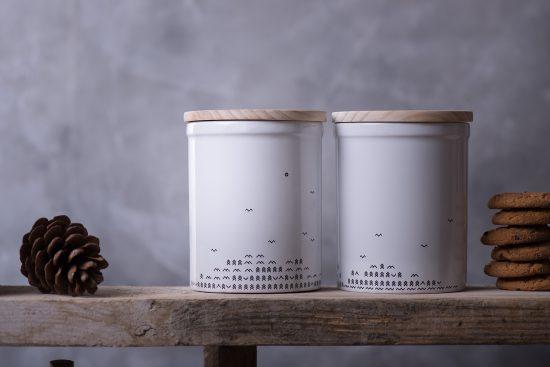 Cajas de galletas, Backbone Branding