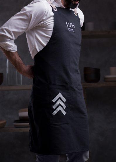 Delantal, MØS Gastronomic, Backbone Branding, Backbone Branding