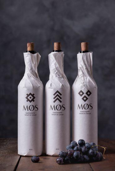 Pack vinos, Backbone Branding