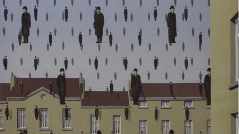 Magritte no quiso ser diseñador