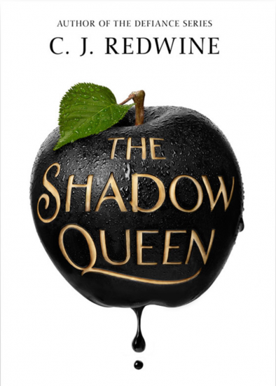 SHADOW QUEEN, portada libro