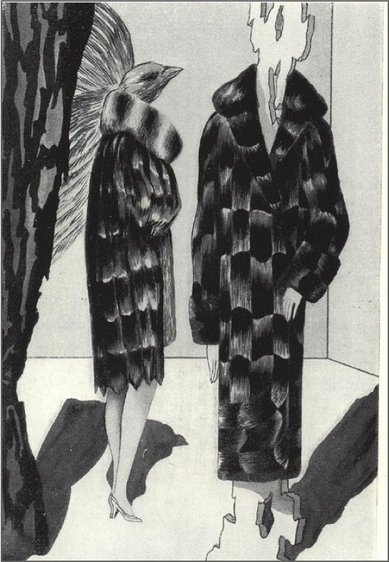 Catálogo Samuel por Magritte 1926-1927