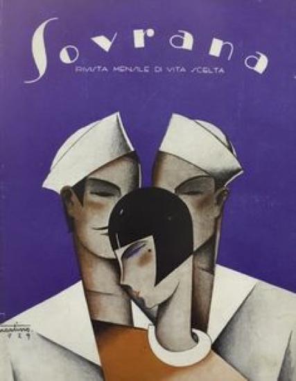 René Magritte, Sovrana