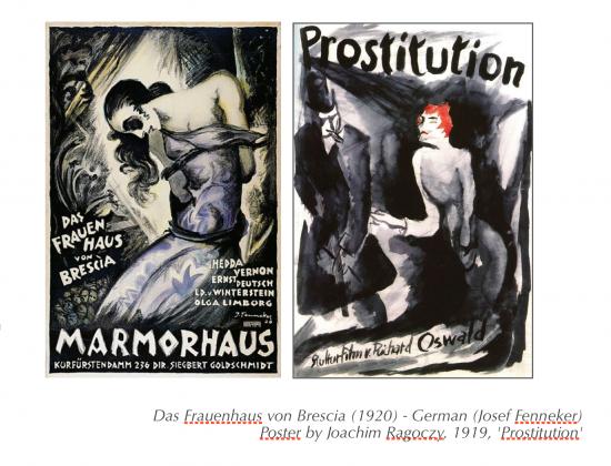 cartel y expresionismo