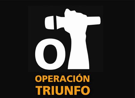Logo Operación Triunfo, OT