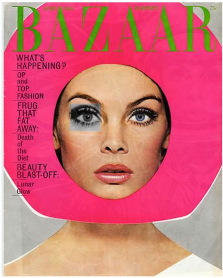 Portada Bazaar 1965