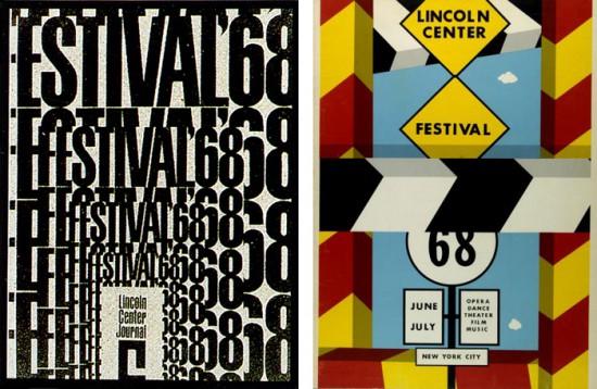 Diseños para el Lincoln Center
