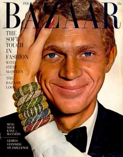 Harpers Harpers Bazaar, portada de 1965