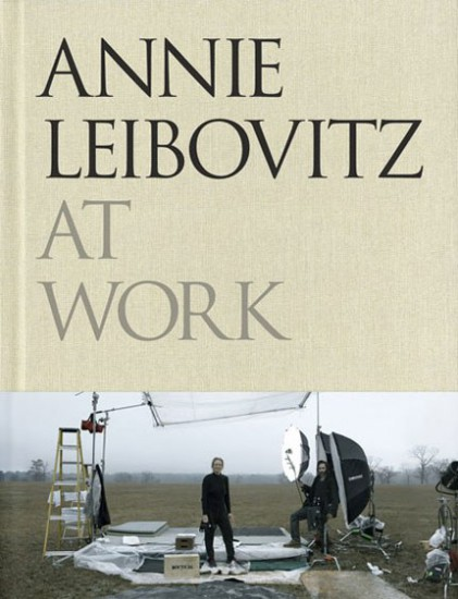 Portada libro de Annie Leibovitz, 2008