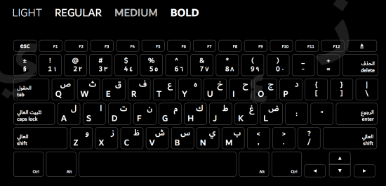Dubai font medium