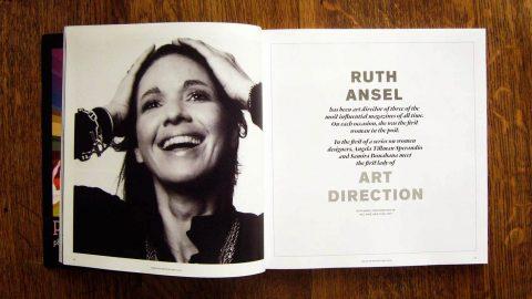 Las mujeres y el diseño: Ruth Ansel
