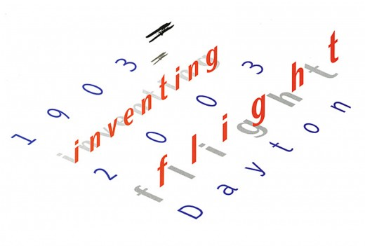 April Greiman, Logo para Inventing Flight