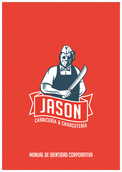 manual de identidad JASON, portada