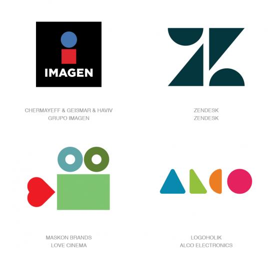 Tendencias en logomarcas, Simplicidad