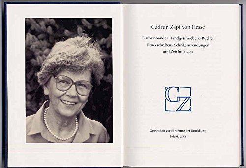 Gudrun Zapf-von Hesse