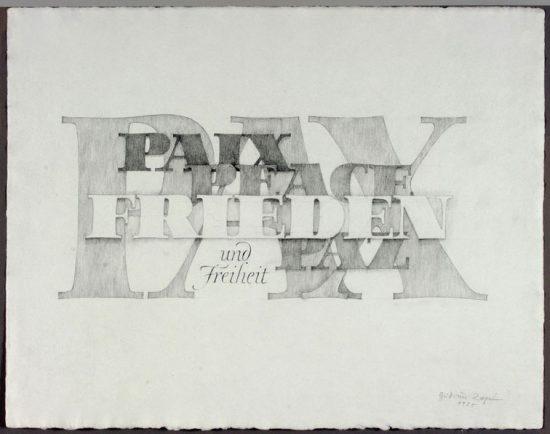 Tipografia Gudrun Zapf-von Hesse
